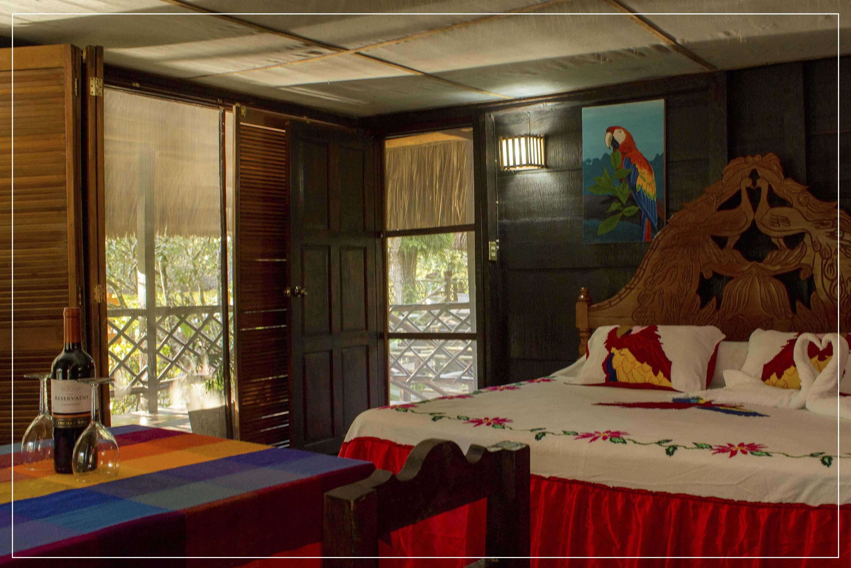 Cabaña Suite. </p> De Luxe journey </p>  (2D/1N)